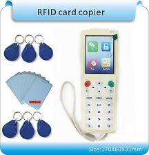 Super  125KHZ-13.56MHZ more frequency RFID Card Reader Writer/RFID Copier