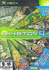 Exhibition: Demo Disc for Xbox -- Vol. 4 COMPLETE (Microsoft Xbox, 2003)