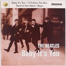 THE BEATLES: Baby It's You MONO EP 45 Stock NM w/ PS