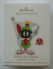 Hallmark 2011 Marvin the Martian Looney Tunes Cartoon Christmas Ornament