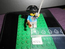 LEGO VINTAGE MINIFIG Pirate 6285-1: Black Seas Barracuda 6279  10040 6254 1696