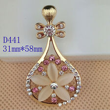 DIY Bling Bling Cell Phone Case Deco Den Kit Crystal Pipa Flatback Crafts