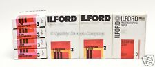 """700 Sheets of Ilford Ilfospeed RC 3.5"""" x 5"""" Enlarging Paper - 7 OUTDATED BOXES"""