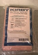 LIMITED TIME PRICE 9 Sentria Micron M G3-6 Kirby Vacuum Bags SEALED PRODUCT