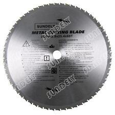 305mm Professional Silver PMC Metal Cutting Circular Saw Blades 60 TCT Teeth