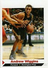 Andrew Wiggins 2013 Sports Illustrated for Kids #255 First Ever ROOKIE CARD