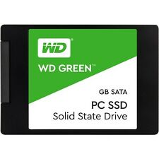 "WD 240 GB Green SATA III 2.5"" Internal SSD WDS240G1G0A with 3 Years Warranty"