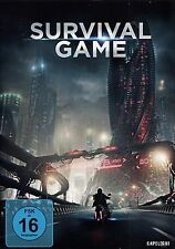 "SURVIVAL GAME (""MAFIYA: IGRA NA VYZHIVANIE"") / DVD - TOP-ZUSTAND"