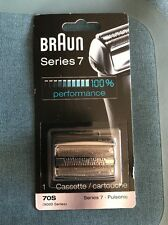 BRAUN 70s Series 7 Pulsonic - 9000 Series Shaver Cassette - Replacement Pack