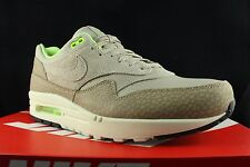NIKE AIR MAX 1 PRM STRING SAFARI GHOST GREEN DESERT CAMO 512033 203 SZ 8.5