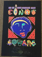 1997 Jazz Festival Congo Square Poster Signed by Kids of the YaYa Group