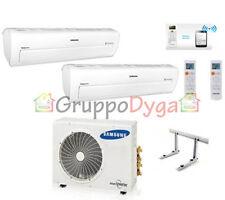 CLIMATIZZATORE DUAL SAMSUNG INVERTER AR7000M SMART WIFI 9000+12000 AJ050FCJ 9+12