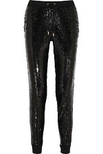 MICHAEL KORS Jersey Pants with Sequins size S - BNWT