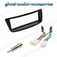 Toyota Aygo 05  Radio Facia Fascia Surround Single DIN Car CD Stereo Fitting Kit