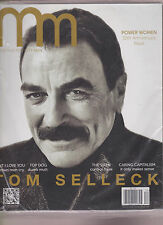 NEW YORK MOVES MAGAZINE #58 2013, TOM SELLECK,POWER WOMEN 10th ANNIVERSARY ISSUE