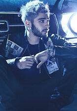 ZAYN MALIK 3 GLOSS POSTER PRINT - SIZE A3 297X420MM PLUS FREE SURPRISE POSTER 1D