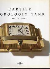STUDIO ZETA ED.- CARTIER L'OROLOGIO TANK  -  FRANCO COLOGNI - 1998