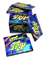 Trip 2 Rolling Papers Transparent 5 Packs 50 Leaves A Pack Wholesale Free Ship