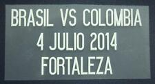 """Match Date of Brasil vs Colombia """"World Cup 2014"""" at Colombia Home"""