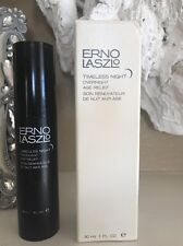 Erno Laszlo Timeless Night Overnight Age Relief Clear Formula NIB Ships Free