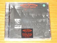 "NEW SEALED ""Broken Arrow"" - Neil Young & Crazy Horse (CD, Jun-1996, Reprise)"