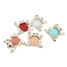 50pcs Mix Color Acrylic Frog Charms Pendants Findings Cute Jewelry Ornaments D