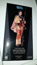 "STAR WARS Leai BOUSHH Sideshow 12"" ACTION FIGURE Empire Force Jedi SKYWALKER new"