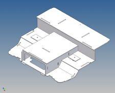 SL - Fahrerhausboden für Tamiya Scania R470/R620 (M 1:14) - Basisversion