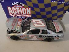 DALE EARNHARDT / DALE JR SPLIT SILVER 1/24 ACTION NASCAR DIECAST ONLY 624 MADE