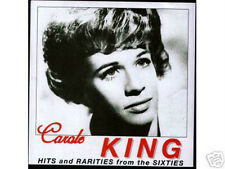 CAROLE KING - Hits & Rarities - POP Girlsound CD