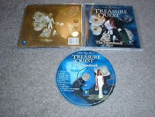 Treasure Quest The Soundtrack Audio CD Jody Marie Grant Music Disc 1995 Sirius