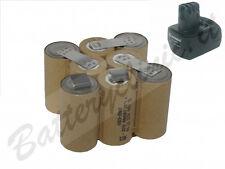 Batteria trapano Metabo 31746000  9.6 V Ni-Cd 2000 mAh. kit AUTO INSTALLAZIONE