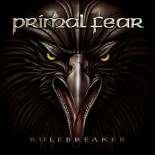 Rulebreaker PRIMAL FEAR CD ( FREE SHIPPING)