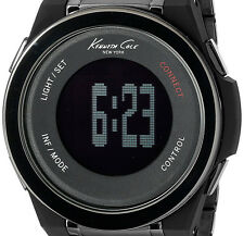 PRE-OWNED $165 Kenneth Cole New York Connect- Technology Digital Watch 10023870