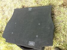 2000-2006 BMW E53 X5 ((4.8is 4.6is ONLY)) trunk load pull out wood floor carpet