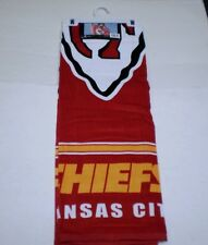 "Brand New NFL Kansas City Chiefs Full Size Beach And Home Decor Towel 30"" X 60"""