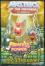 LOO-KEE and KOWL Masters of the Universe Classics Figures  MOTU SHE-RA MATTEL