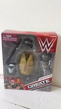 Mattel WWE Create A Superstar - Crime Fighter Pack Add on ~ New Wrestling