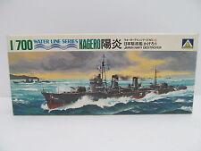 Eso-10929 Aoshima wldo 33-250 1:700 Kagero kit abierto,