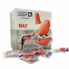 20 pairs Howard Leight  MAX - 1  Laser Lite Ear Plugs