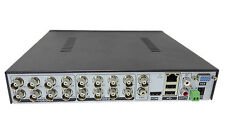 Standalone 16CH CHANNEL CIF 1080P 1920*1080HDMI  H.264 Surveillance Security DVR