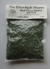 Red Clover Flower and Leaf Cut & Sifted 1 oz. - The Elder Herb Shoppe