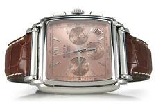 ZENITH El Primero cronografo 90/010420400 36,5 mm acciaio automatico [brors 14223]