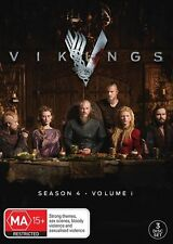 Vikings : Season 4 - Part 1 : NEW DVD