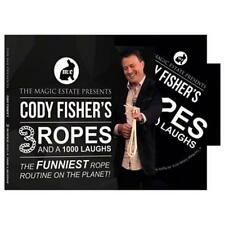 3 Ropes and 1000 Laughs by Cody Fisher - Trick - Magic Tricks