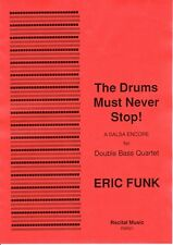 Funk: The Drums Must Never Stop! (A Salsa Encore) (Double... RM621