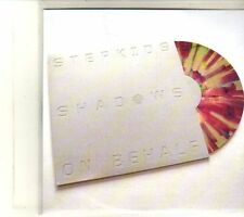 (DT859) The Stepkids, Shadows On Behalf - 2011 DJ CD