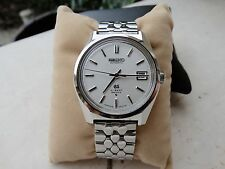 GRAND SEIKO CALENDAR 6145-8000 25 Jewels Automatic