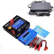 Lipo Nimh Nicd RC Battery Balance Charger Discharger+AC Adapter Imax B6 US Plug