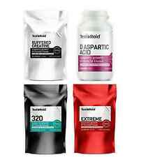 TESTOROID QUATTRO **EXCLUSIVE TESTOSTERONE BOOSTER BUNDLE** 1 MONTH SUPPLY